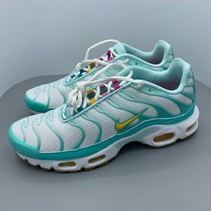 Nike Air Max Plus TN Tropical Twist Teal Icon Clas